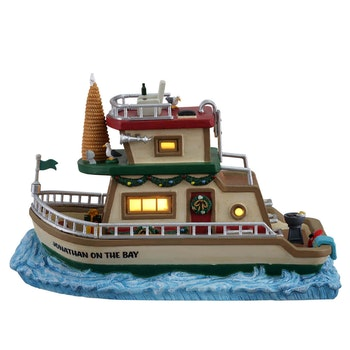 Jonathan'S Houseboat On The Bay