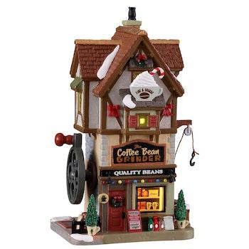 The Coffee Bean Grinder