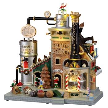 The Christmas Chocolatier Truffle Factory