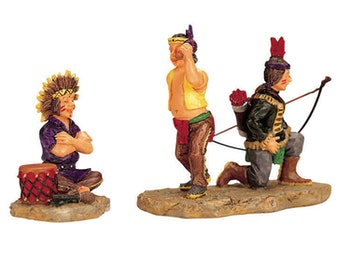 Two Indians Chief