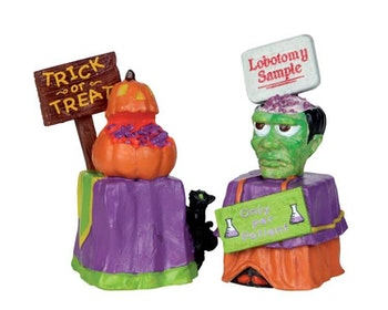 Trick Or Treat Container