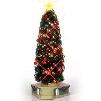 The Majestic Christmas Tree