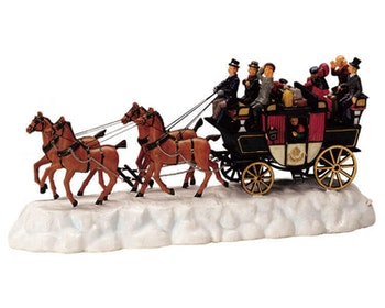 Musical Stage Coach