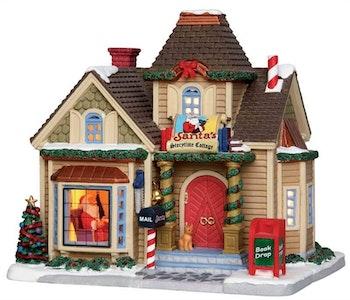 Santa's Storytime Cottage