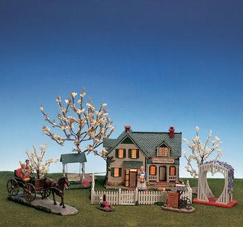 Aogg - Green Gables House Set