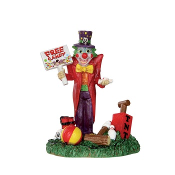 Free Candy Clown
