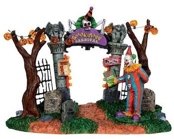 Spookytown Carnival Gate