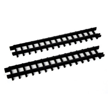 2-PC Straight Track For Christmas Express
