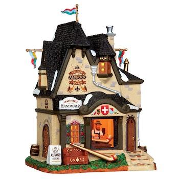 Village Alphorn Maker