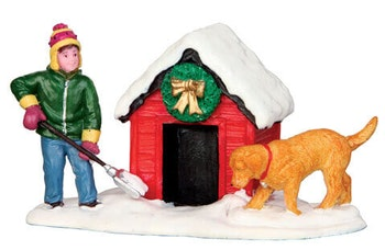 Digging Out The Doghouse