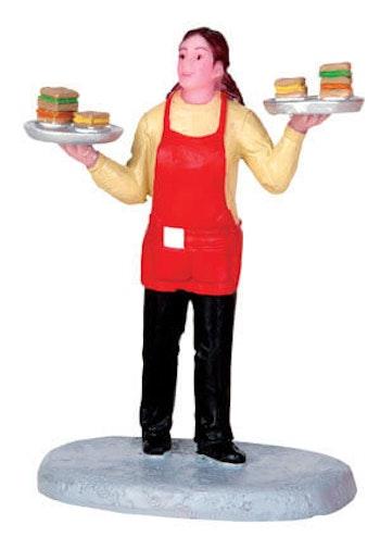 Taqueria Waitress