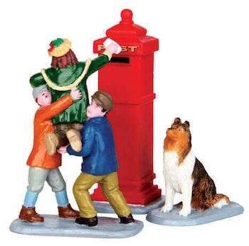 Mailbox Teamwork  Set Of 3