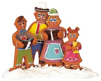 Ginger Family Carolers
