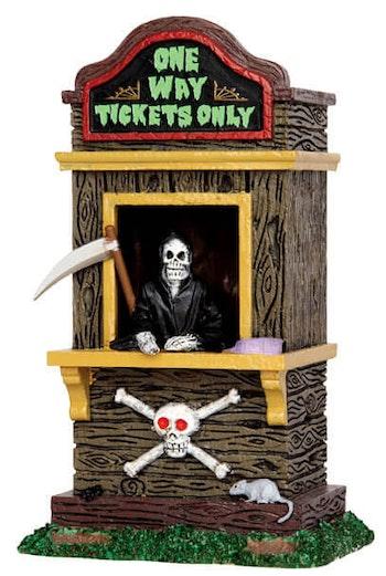 Ticket Booth Kiosk