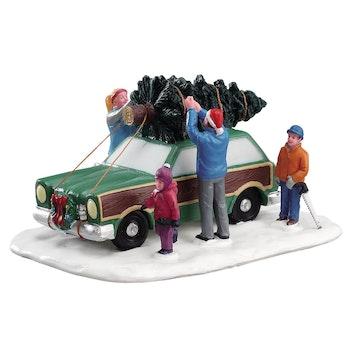 Christmas Tree Transport