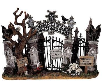 Cemetery Gate