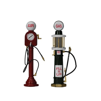 Service Pumps, Set Of 2