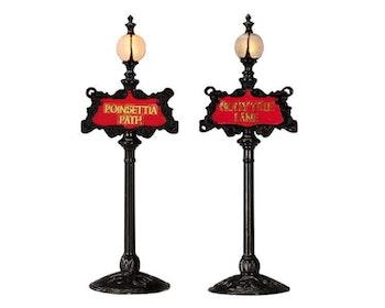 Ornate Street Lamp