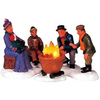 Bonfire, Set Of 3