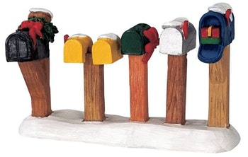 Country Road Mailboxes