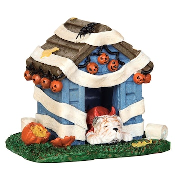 Tricked Out Doghouse