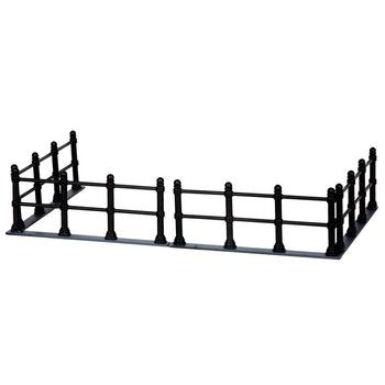 Canal Fence  Set Of 4