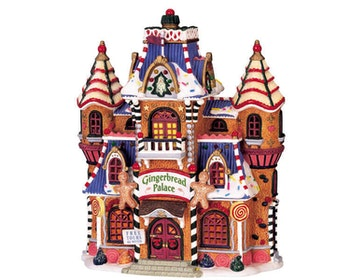Gingerbread Palace