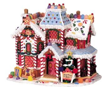 Gingerbread Manor