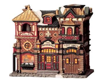 Firehouse No. 9