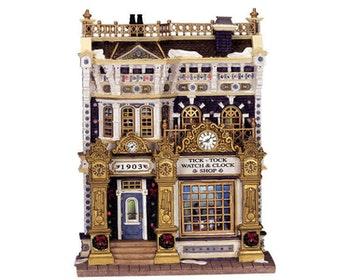 Tick-Tock Watch & Clock Shop