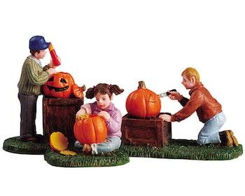 Pumpkin Carvers