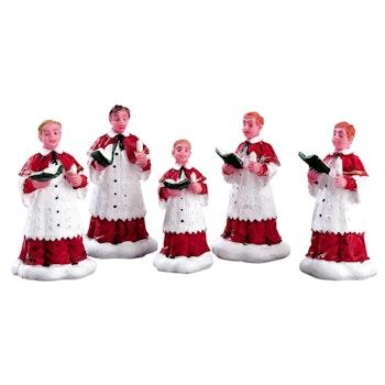The Choir, Set Of 5