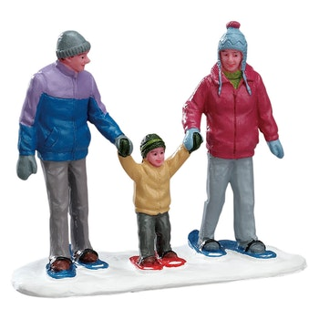 Snowshoe Family