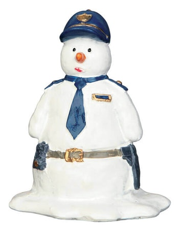 Officer Snowflake