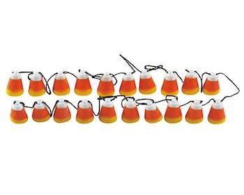 20 Candy Corn Garland