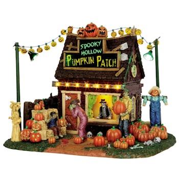 Spooky Hollow Pumpkin Patch