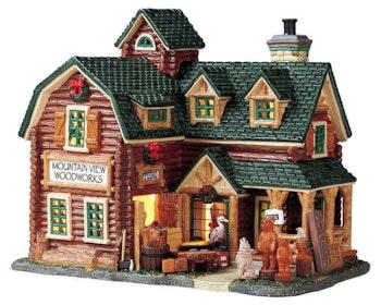 Mountain View Woodworks Studio