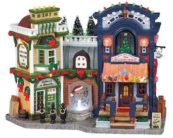 Holiday Treasures Christmas Shops