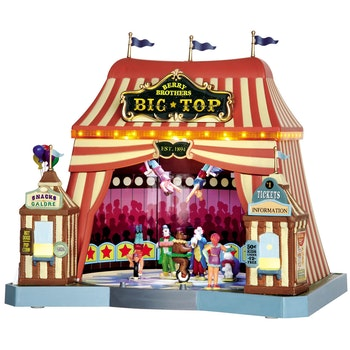 Berry Brothers Big Top