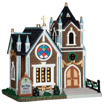 Pine Ridge Church