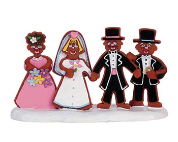 Ginger Wedding Party