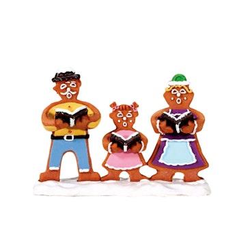Gingerbread Carolers