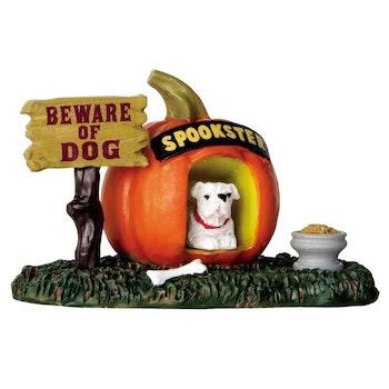 Pumpkin Doghouse