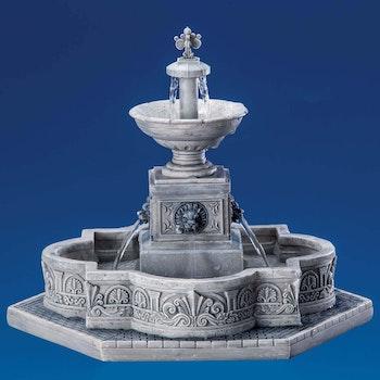 Modular Plaza-Fountain