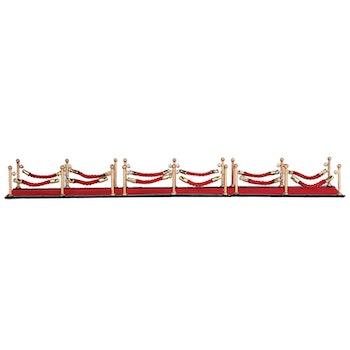 Red Carpet, Set Of 7