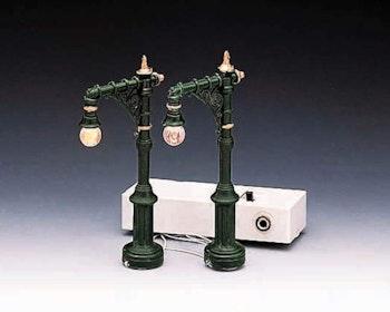 4 Victorian Street Lamp