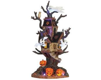 Trick-Or-Tree House