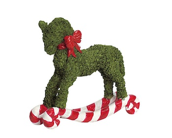 Rocking Horse Topiary