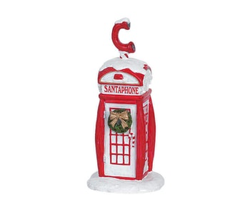 North Pole Phone Booth