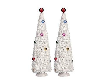 White Christmas Tree Medium